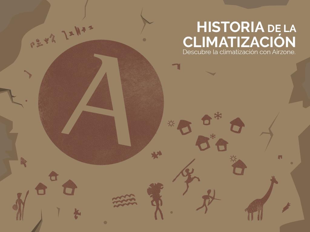 Historia de la climatización