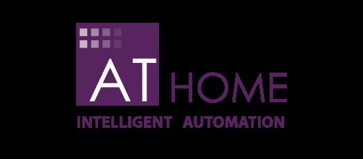 Logotipo de AT Home