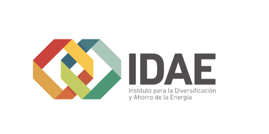 Logotipo IDAE