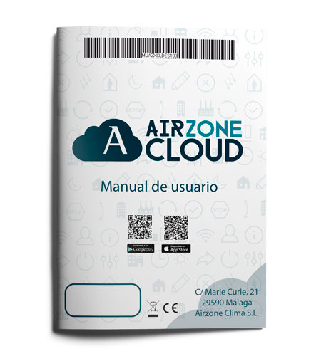 Manual de usuario Airzone Cloud