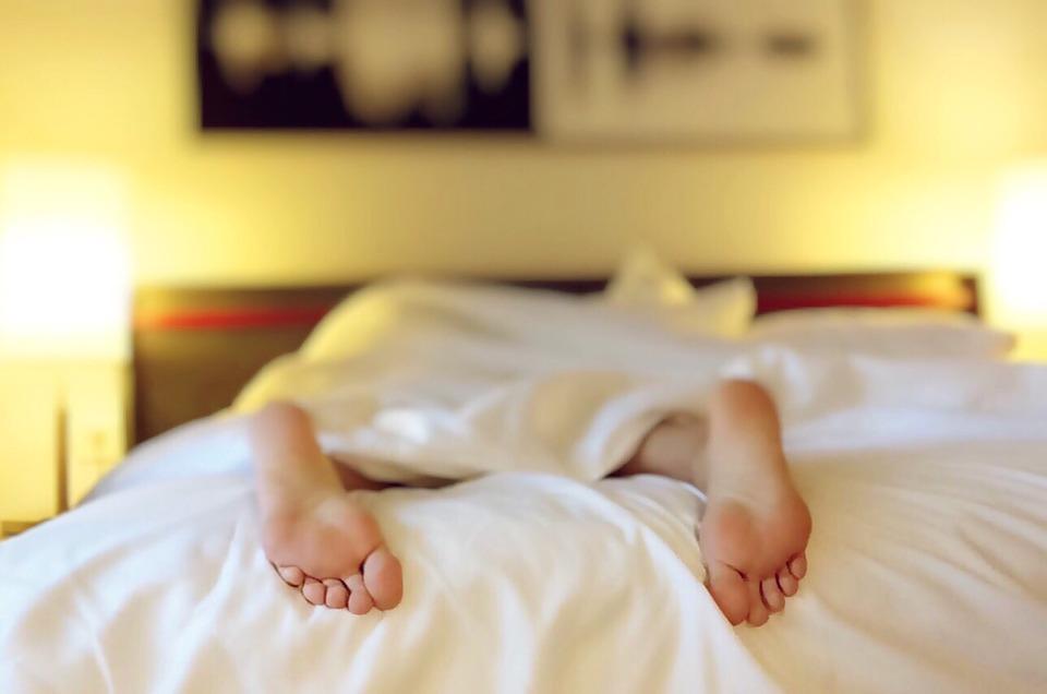 dormir aire acondicionado