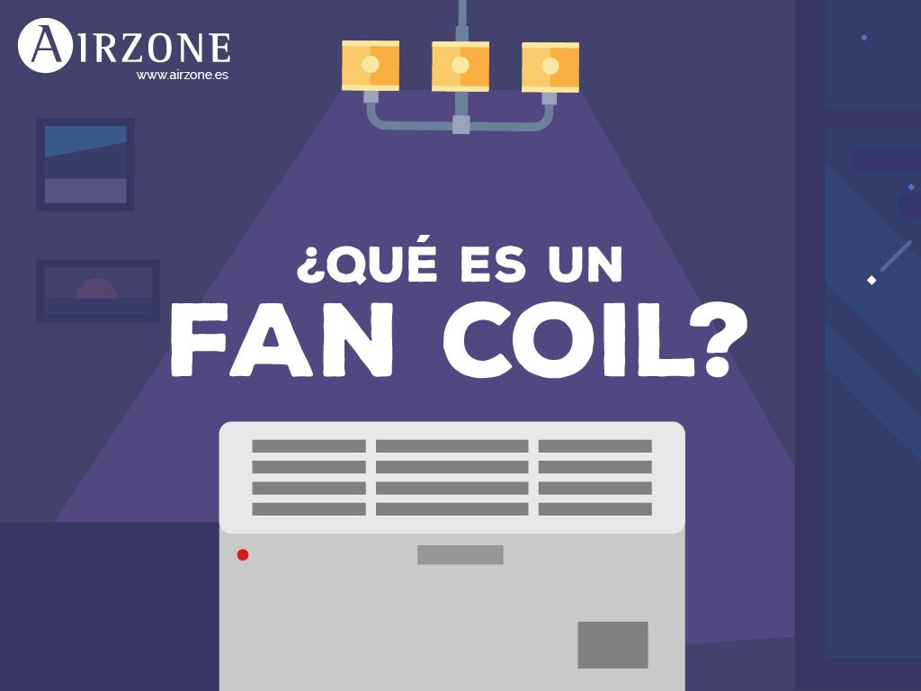 qué es un fan coil y para qué sirve