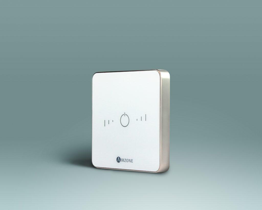 Acabado termostato Airzone Lite