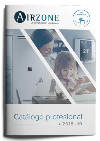 Catálogo profesional Airzone 2018 · 19