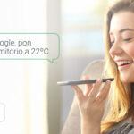 Airzone control por voz con Google
