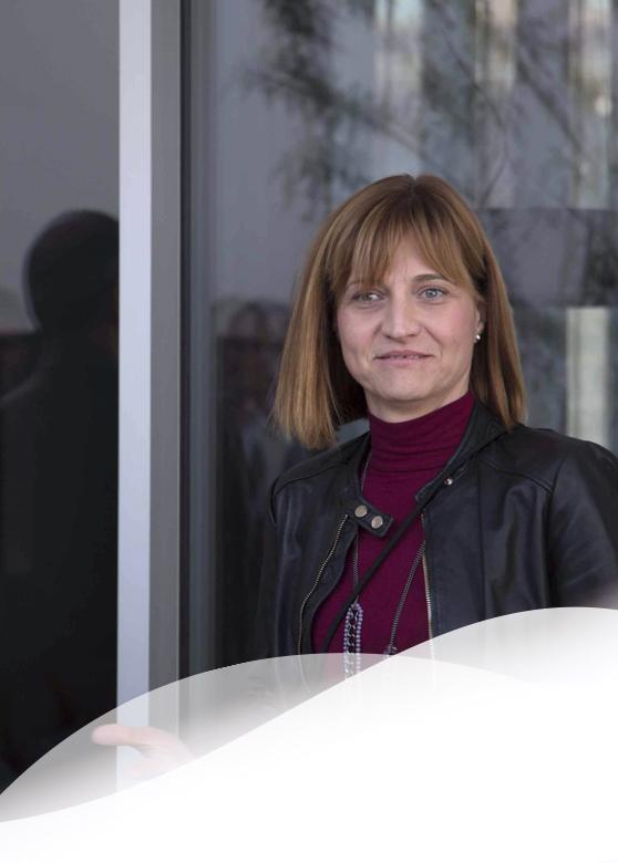Raquel Marcos, Arquitecta