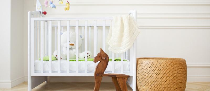 Habitación aclimatada para bebés