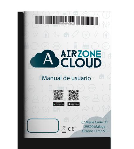 Manual de usuario Airzone Cloud