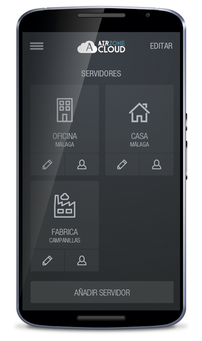 App Airzone Cloud