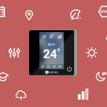 termostato inteligente blueface
