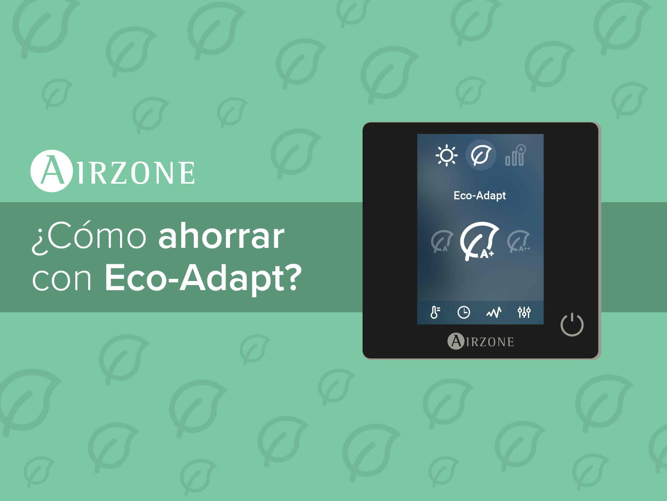 Algoritmo de eficiencia energética Eco-Adapt